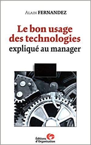 Le bon usage des technologies expliqué au manager, cliquez pour consulter la fiche